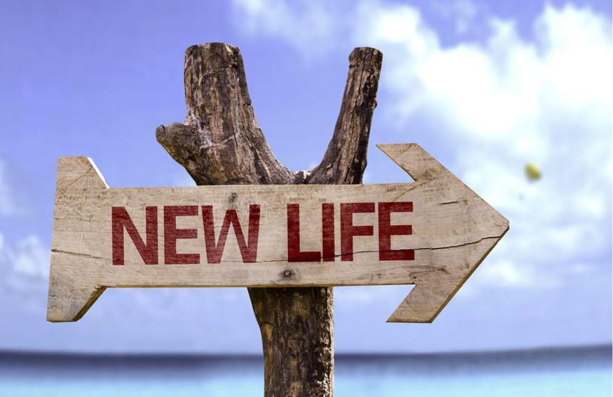 Trouver la motivation pour changer totalement de vie