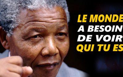 LE MONDE A BESOIN DE VOIR QUI TU ES – Vidéo de motivation en français – #LundiMotivation