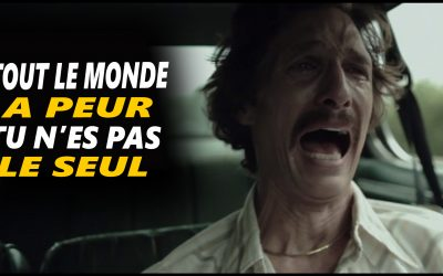 TOUT LE MONDE A PEUR – Vidéo de motivation en français – #LundiMotivation