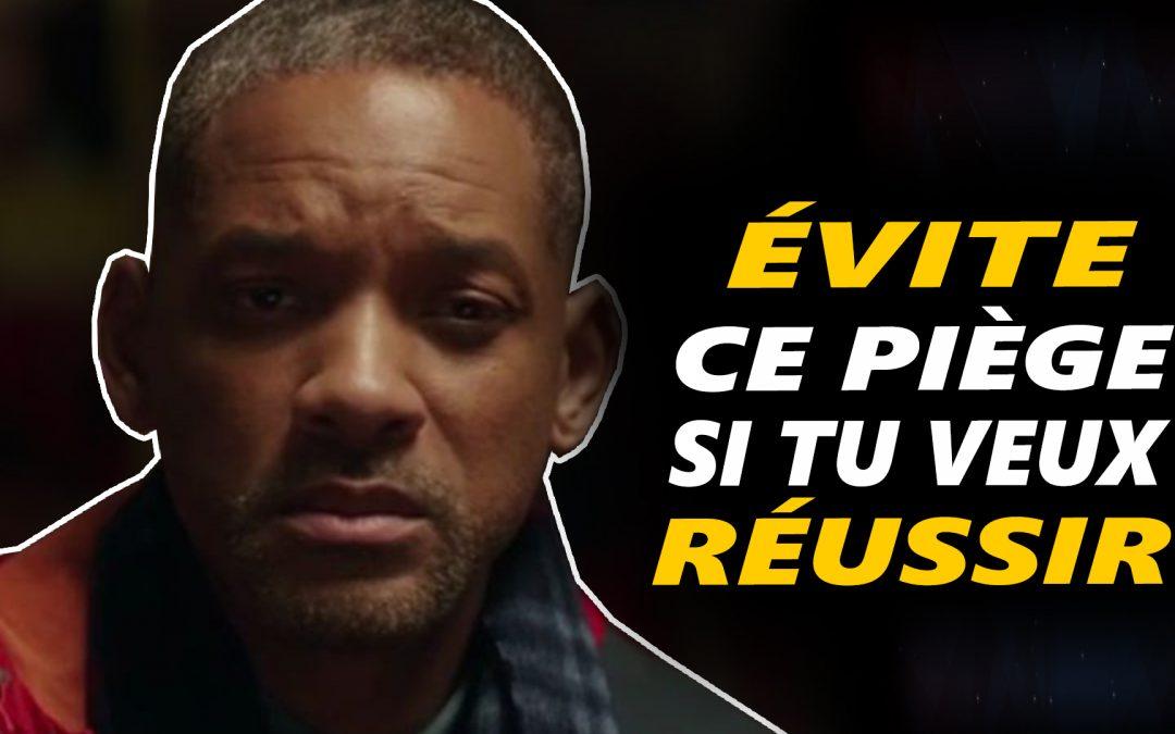 ÉVITE CE PIÈGE SI TU VEUX RÉUSSIR – Vidéo de motivation en français – #LundiMotivation