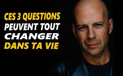 3 QUESTIONS POUR VAINCRE TA PEUR – Vidéo de motivation en français – #LundiMotivation