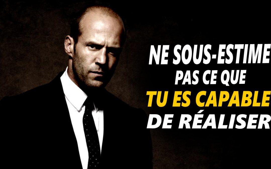 NE SOUS-ESTIME PAS TON POTENTIEL – Vidéo de motivation en français – #LundiMotivation