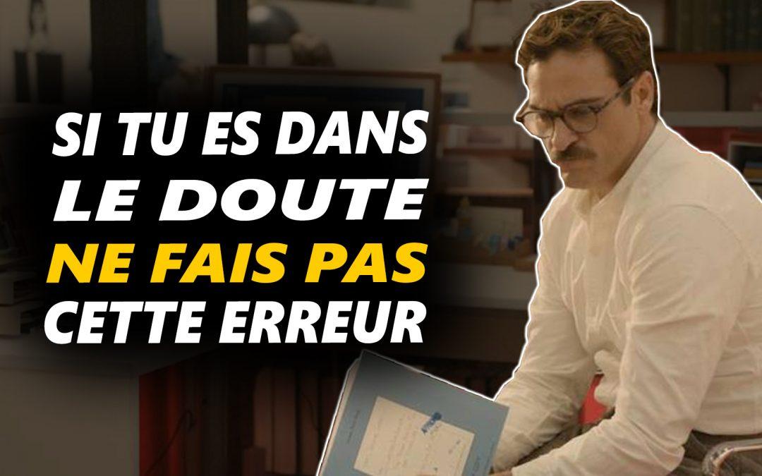 FAIS FACE À TES RESPONSABILITÉS – Vidéo de motivation en français – #LundiMotivation