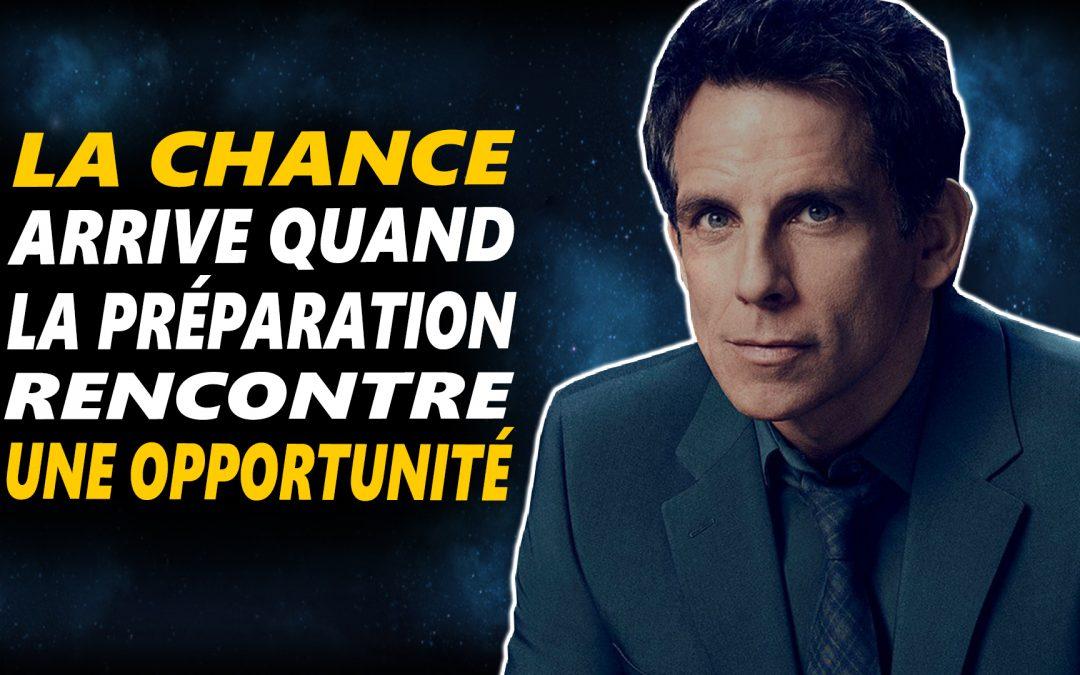 PROVOQUE TA CHANCE   – Vidéo de motivation en français – #LundiMotivation