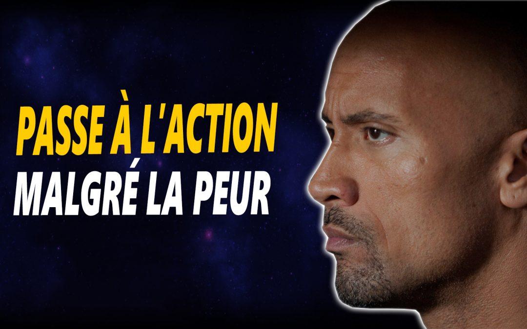AGIS MALGRÉ LA PEUR – Vidéo de motivation en français- – #LundiMotivation