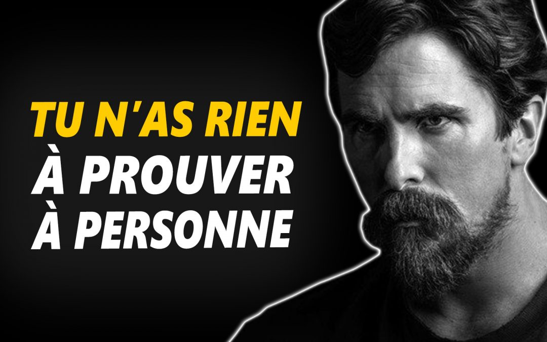 NE RÉUSSIS PAS POUR LES AUTRES – Vidéo de motivation en français- – #LundiMotivation