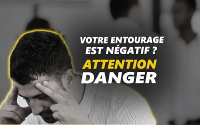 Le vrai DANGER de votre entourage – l'effet Pygmalion et l'effet Golem
